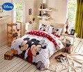 Minnie maus bettwäsche set für kinder schlafzimmer dekor baumwolle bettwäsche twin größe bettbezug mädchen home textil bettdecke polka dot-in Bettwäsche-Sets aus Heim und Garten bei