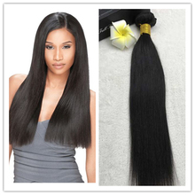 Full Shine Unprocessed Virgin Brazilian Hair Weft Brazilian Virgin Hair Straight One Bundle Hair Weaving 100 Human Hair Weft
