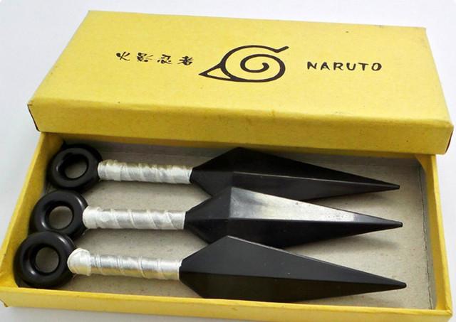 Naruto Ninja Uzumaki Kunai Shuriken