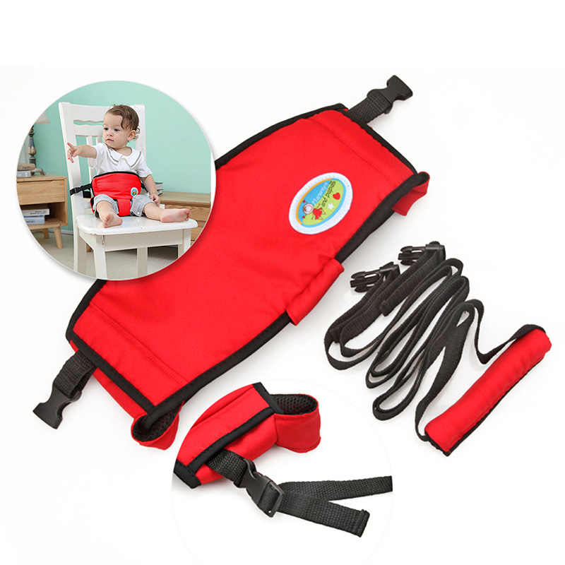 Newborn Baby Chair Safety Waist Booster Belt Infant Lunch Dining Seat Harness Protector Toddler Walking Learning Leash Baby Care