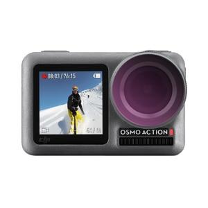 Image 3 - Osmo 액션 액세서리 카메라 렌즈 필터 키트 ND NDPL CPL UV 필터 for DJI Osmo 액션 편광 렌즈 카메라 액세서리