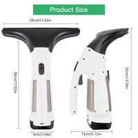Vacuum Home Window Cleaner Wireless Rechargeable Glass Cleaning Tool Set Handheld Wiper Automatic Multifunctional Window Cleaner