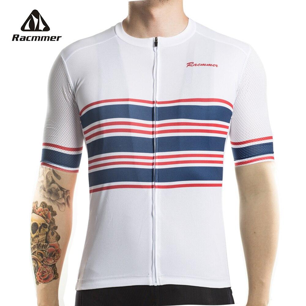 Racmmer 2018 Atmungs Radtrikot PRO FIT Sommer Mtb Fahrradbekleidung Fahrrad Short Maillot Ciclismo Sportwear Bike Kleidung