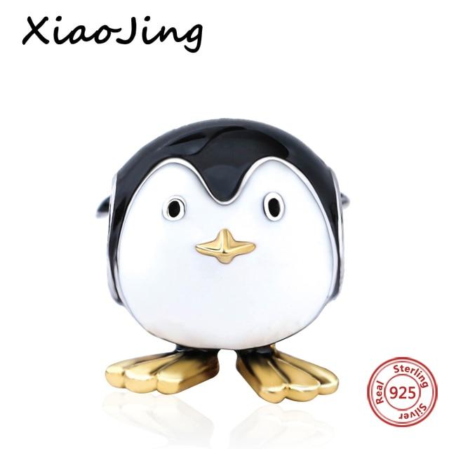pandora anhänger pinguin