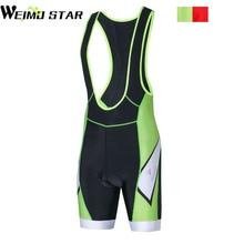 Weimostar Команда Pro Панталоны Для Мужчин's Ciclismo велосипед Велосипедный спорт MTB Биб Шорты для женщин 3D COOLMAX площадку Колготки для новорождённых Велоспорт одежда S- XXXL