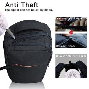 Image 4 - Tigernu Бренд рюкзак мужской брызгозащищенный рюкзак рюкзак Студент Школьный Рюкзак Женщины Компьютер Ноутбук Сумка