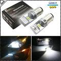 6000 k desarrollado por philips luxen led 1157 bay15d p21/4 w led bombillas para luces de giro, Luces de circulación Diurna, Luces de marcha atrás