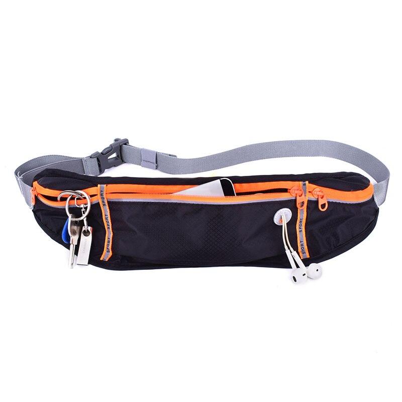 Klsyanyo Mode Multifunktionell Nylon Vattentät Bälte Talväska - Bälten väskor - Foto 1