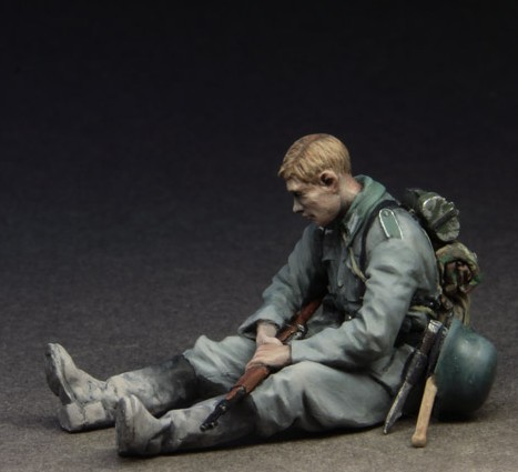 1:35 World War II German 314