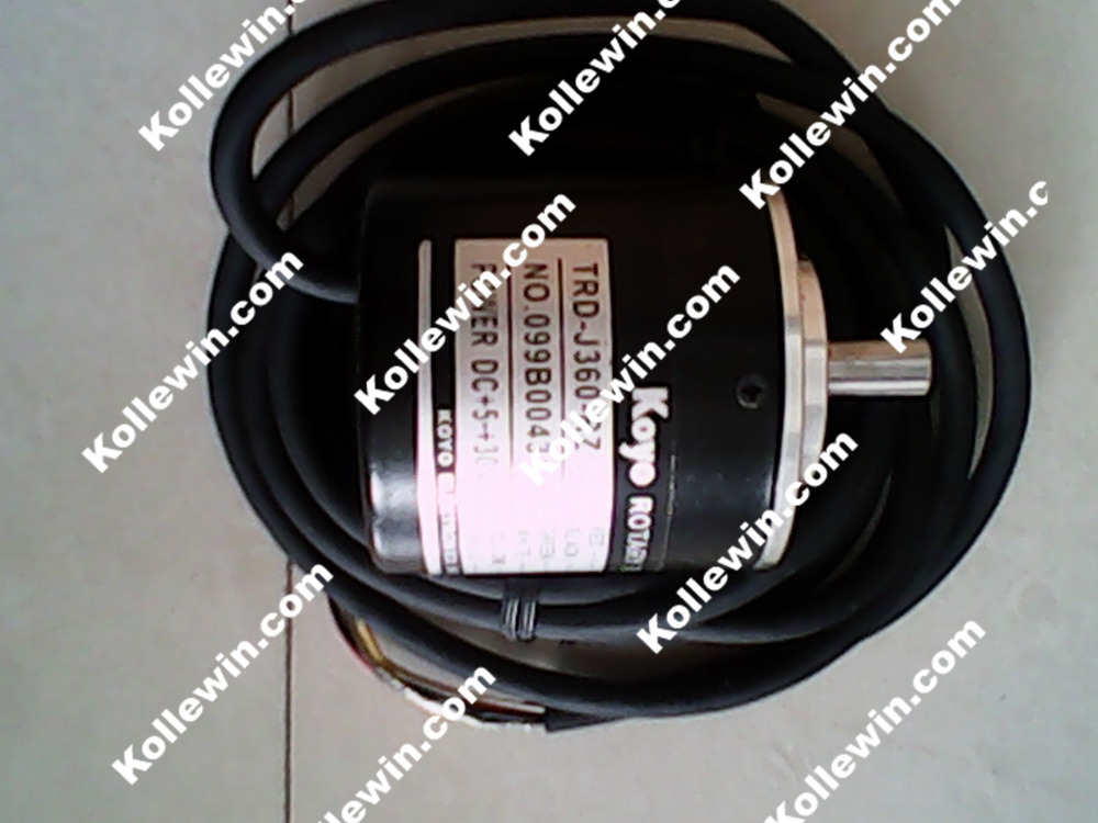 все цены на Free Shipping TRD-J360-RZ KOYO Incremental Rotary Encoder 360P/R,  TRDJ360RZ NEW in Box онлайн