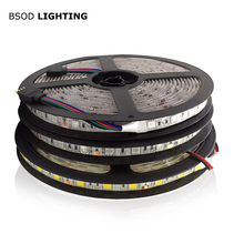 BSOD 24V Led Strip SMD 5050 LED Tape White /Warm/RGB/Red/Green/Blue Light  Flexible No Waterproof for Decoration Led Line