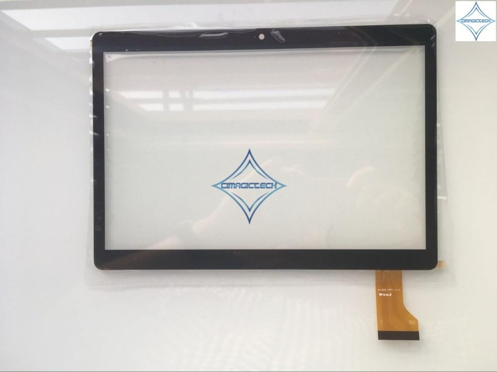 NEW 9.6'' inch tablet Touch Screen capacitive Digitizer glass panel lens WJ1825-FPC-V1.0 WJ1825 FPC V1.0 222*156MM