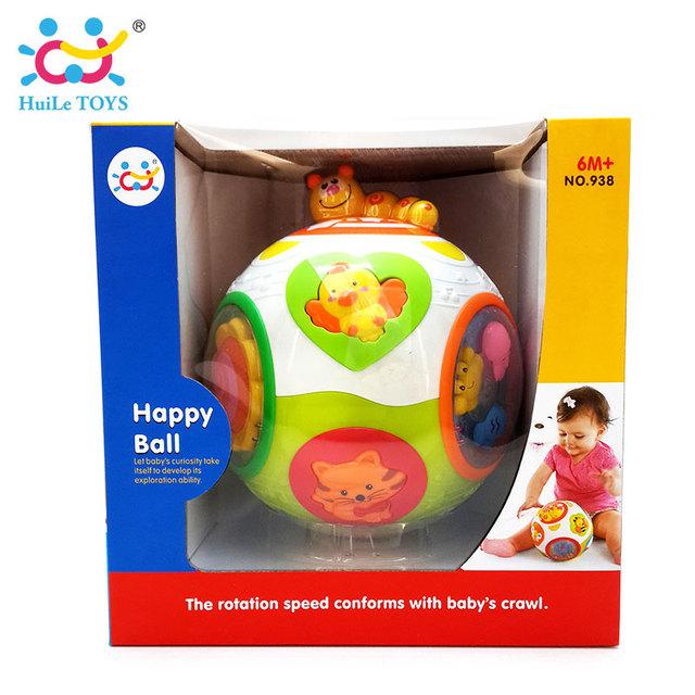 Baby & Toddler Wiggle Crawl Ball