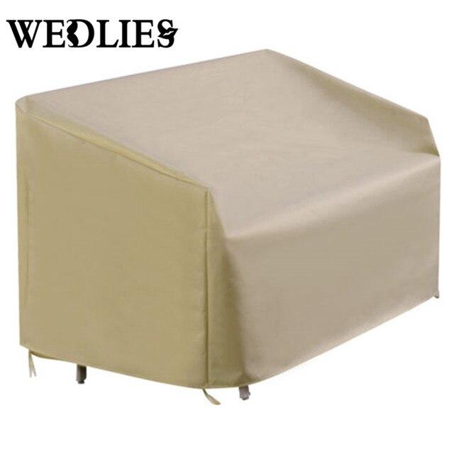 215*109*101cm Outdoor Furniture Waterproof High Three Sofa Cover Patio Door  Garden Patio