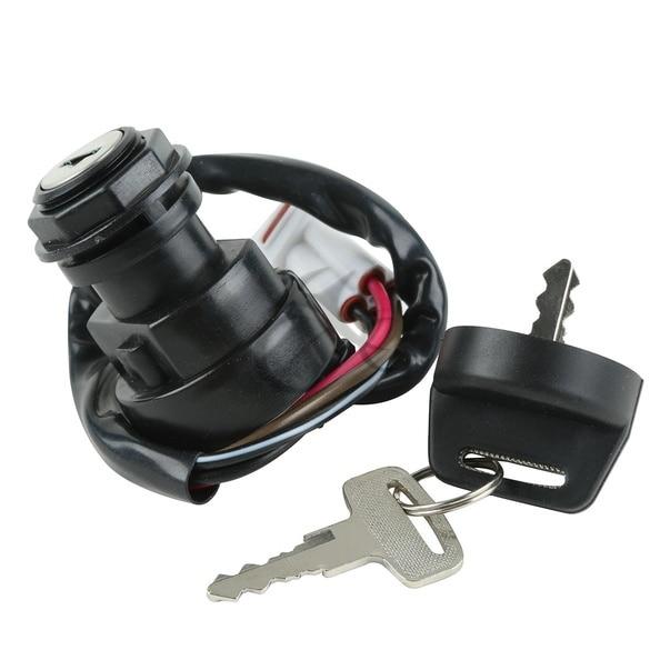 New Ignition Key Switch For Yamaha BIG BEAR 400 YFM400 2000 ATV