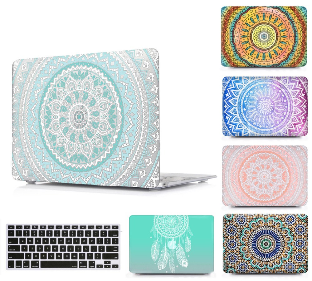 Laptop Notebook Hard Shell Case Keyboard Cover Skin Bag For 13 15 font b Apple b