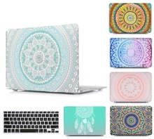 Laptop Notebook Hard Shell Case Keyboard Cover Skin Bag For 13 15″ Apple 2018 New Macbook Pro Touch Bar A1989 A1990 Air 11 13″
