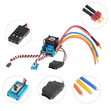 PCB plate Speed Controller For cross-country running Car 120A Sensored Brushless Remote Control Model Accessories цена в Москве и Питере