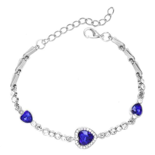 Bracelet Argent Lapis Lazuli
