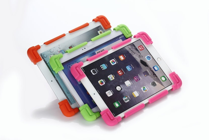 Silicone Case Cover For 8.9 -12 08