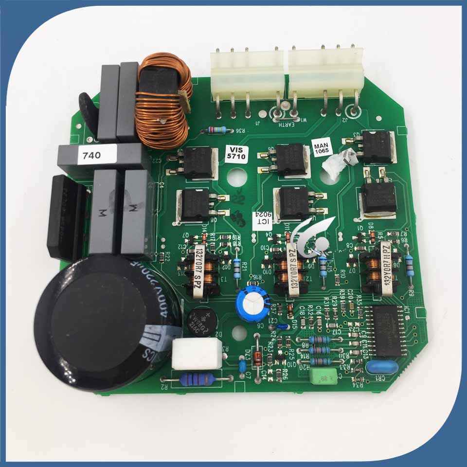 95 new used for refrigerator frequency conversion plate BCD 253ULTRA 223RSD 248RSD 356066303 inverter