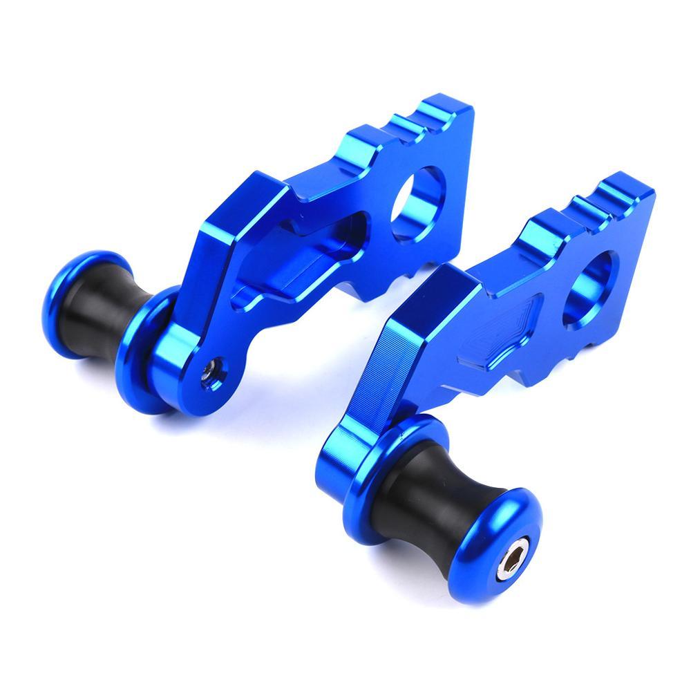 Motorcycle CNC Frame Stands Screws sliders Swingarm Spools Slider Swingarm Spool Adapters Mounts For Kawasaki Z900 2017