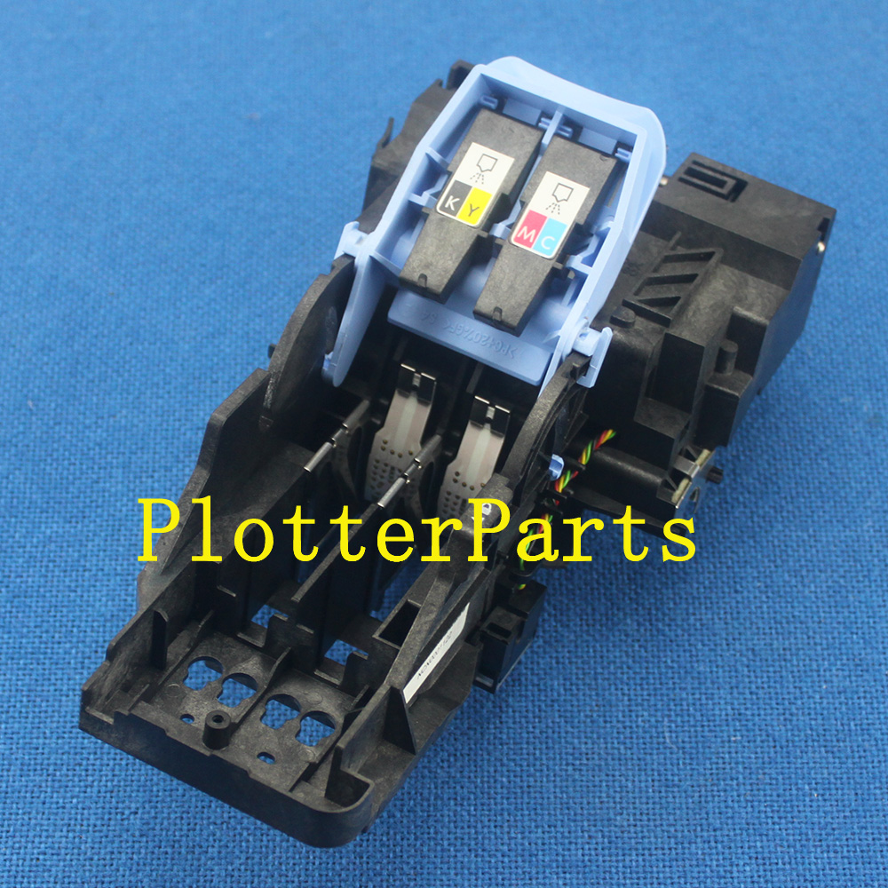 C8157-67040 Carriage base assembly HP OfficeJet PRO K550 K550DTN K550DTWN original Used