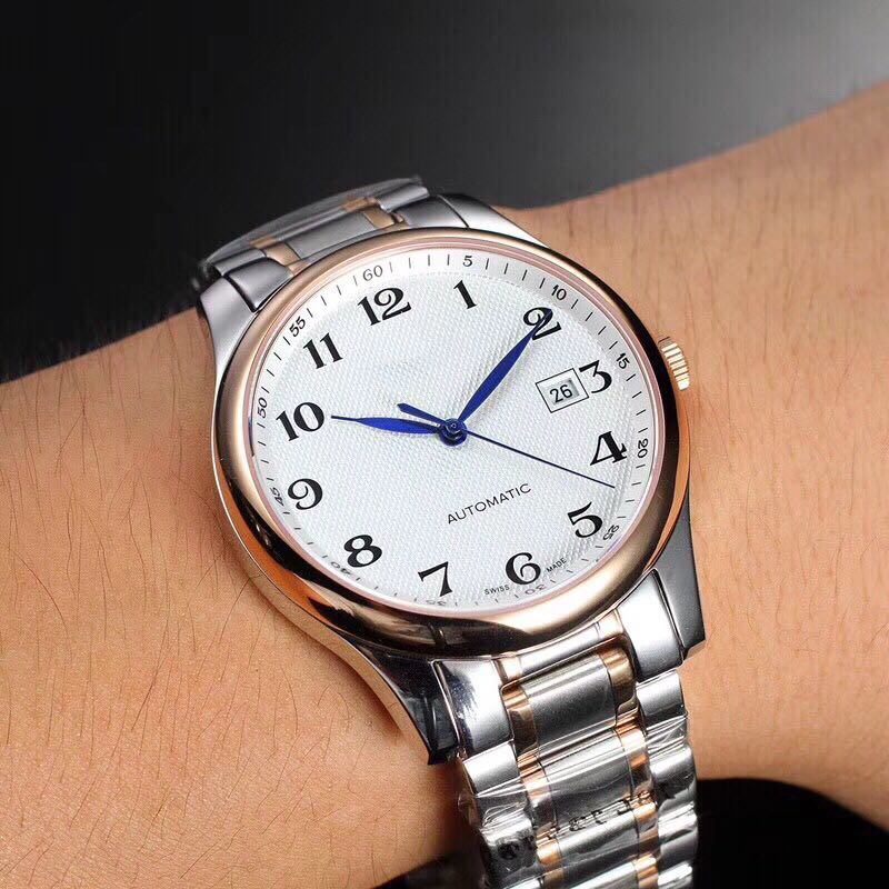 WC0853 Mens Watches Top Brand Runway Luxury European Design Automatic Mechanical Watch