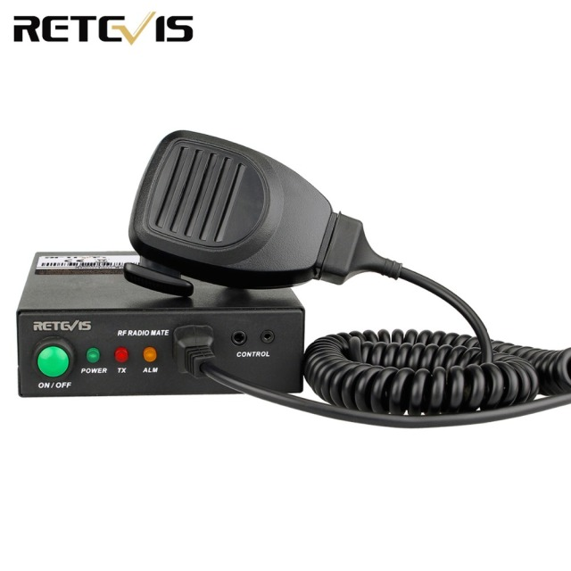 Special Price Retevis RT91 RF Power Amplifier 30-40W for DMR Digital / Analog Walkie Talkie Ham Radio Hf Transceiver