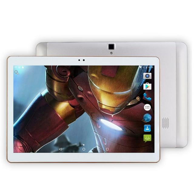 10 inch Octa Core 4G LTE Tablet PC 4GB RAM 32GB/64gb ROM Dual SIM Cards Dual Cameras