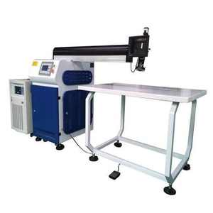 Dual Path Advertising Channel Letter Laser Welding Machine INW300
