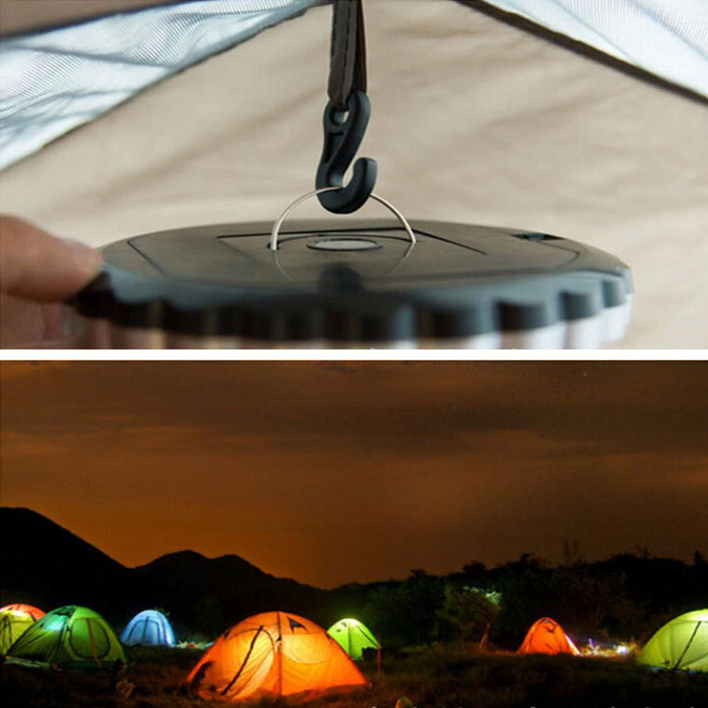 HobbyLane 36 Plus 5 LED Camping Light Powered Tent Lights Hook Flashlight Camping Tent Light Hanging Lamp Portable Lantern Bulb in Outdoor Tools from Sports Entertainment