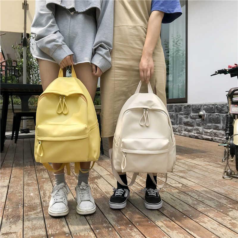 كلية حقيبة ظهر الطالب حقيبة مدرسية الأطفال حقائب للمراهقين بوي بنات سعة كبيرة حقيبة كتب مقاومة للماء Mochila