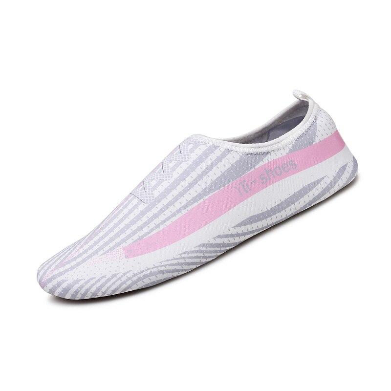 Для мужчин Для женщин Открытый пляжная обувь водонепроницаемая обувь aqua шлепанцы для Плавания унисекс без каблука Обувь размеры 35–44 ...