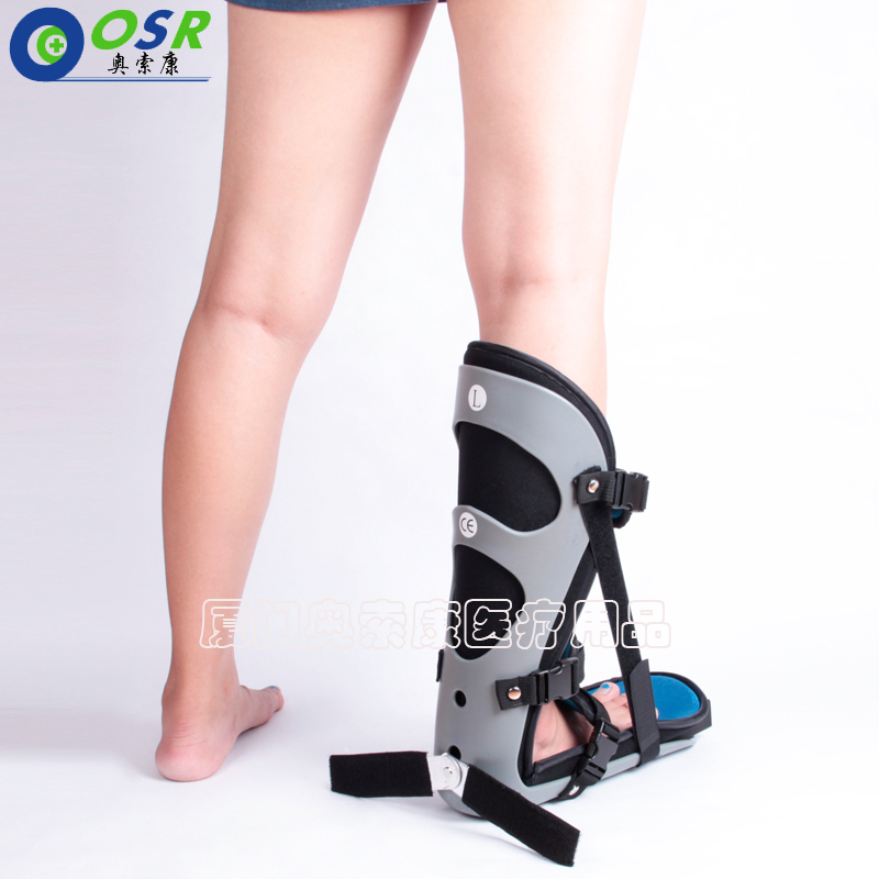 Plantar Fasciitis Night Splint With Tread Dorsal Soft Light For Plantar Fasciitis Medical Ankle Braces Treat Achilles Tendonitis