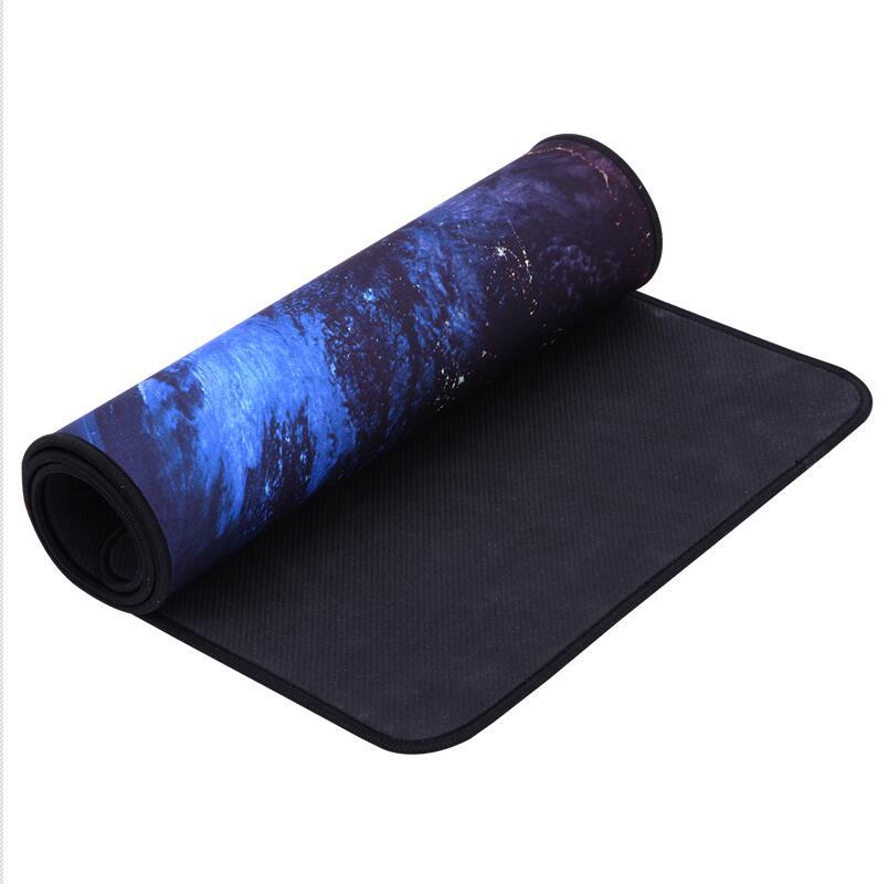 Rantapad ночное небо XL 900*300*4 мм Ткань игровой коврик Туманность edition большой стол pad pc Тетрадь игровой Мышь площадку подарок для игроков
