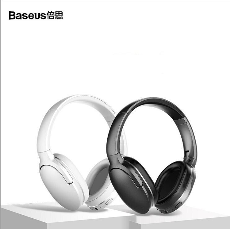 Baseus D02 casque sans fil Bluetooth 5.0 écouteur mains libres casque pour oreille tête téléphone iPhone Xiaomi Huawei écouteurs écouteur
