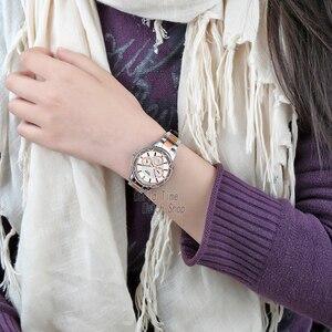 Image 4 - Casio смотреть женские часы лучший бренд класса люкс 50м Водонепроницаемый Кварцевые часы женские Подарки Светящиеся Часы Спортивные часы Бизнес классические женские часы reloj mujer relogio feminino zegarek damski