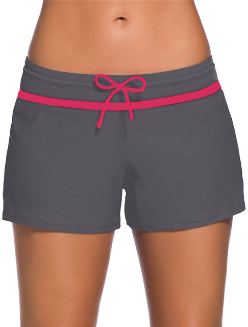 Sports Bow Swimming Trunks