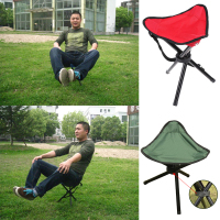 Camping Outdoor Tripod Folding Stool Chair Fold Fishing Foldable Portable Fishing Mate Fold Chair High Quality