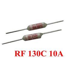 цена на 5pcs RF 10A/130C/155C/165C/185C 15A/20A/185C 20A/216C/240C Rice Cooker Ceramic Thermal Fuse Cutoff