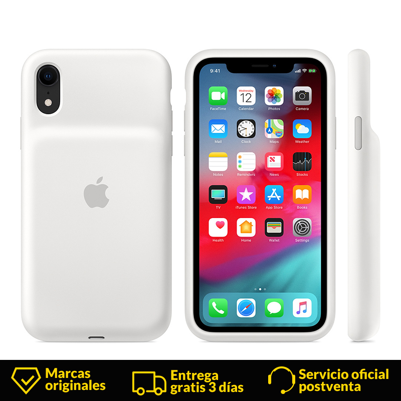 Apple MU7N2ZM/A батарея чехол для iPhone XR запасные аккумуляторы для телефонов Charing чехол для iPhone XR батарея зарядное устройство чехол