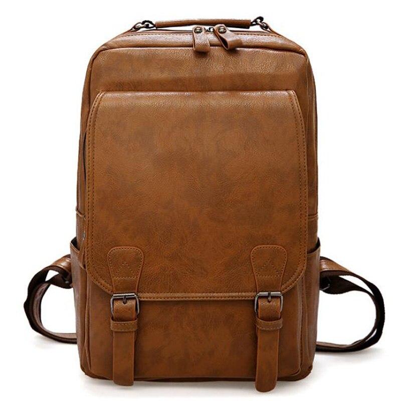 AUAU-Outdoor Sports Travel Backpack Computer Bag Men'S Backpack Vintage Men'S Backpack