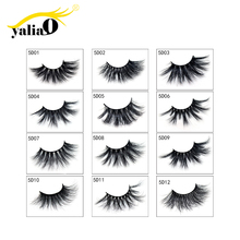 Get more info on the YALIAO 5D Mink Eyelashes Eyelash Extension Natural Long Soft Mink 100% Handmade Eyes Lashes Makeup Tools 1 Pair For Beauty