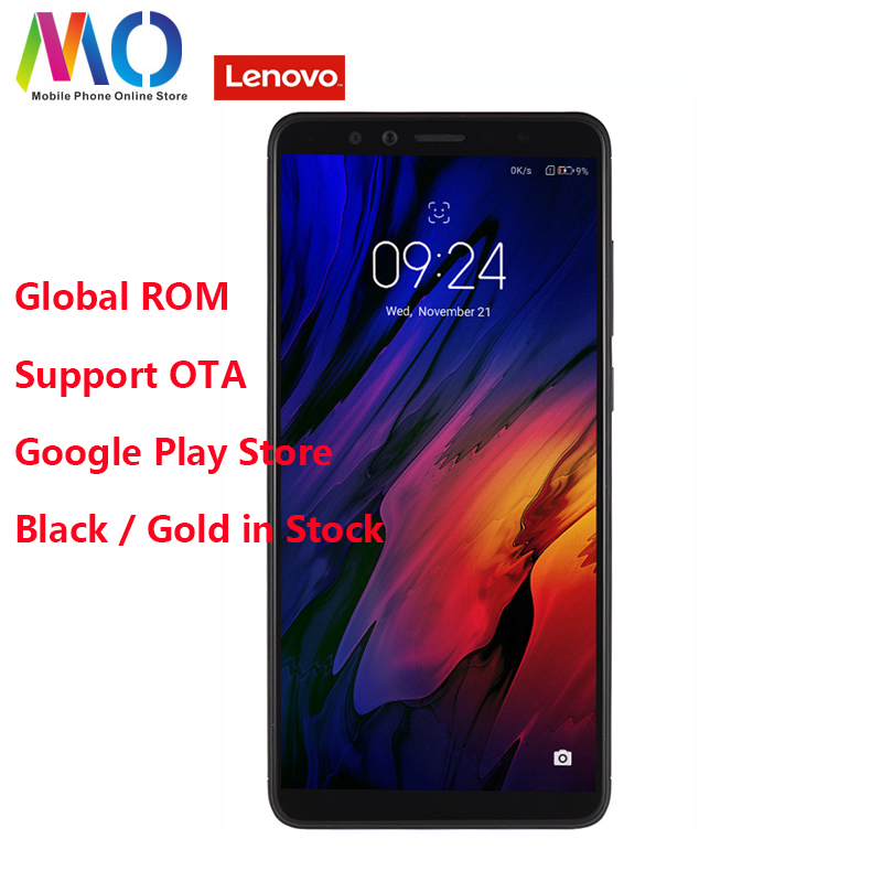 Global ROM Lenovo K5 Pro Smartphone Android L38041 6G 128GB 5 99 Mobile Phone Snapdragon Octa