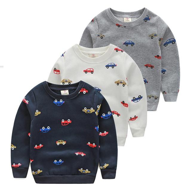 Boy car set head into the new children's wear children's jacket fleece 2015 autumn/winter baby coat fleece jackets wt - 4558