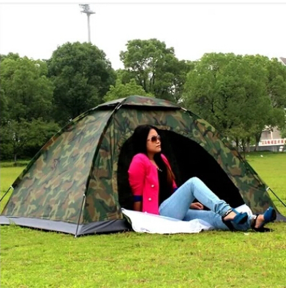 Hot Sale Camouflage C&ing TentsWaterproof Tourist Tent LoversCheap Family Tents C&ing 2 PersonBarraca de Ac&amento Para-in Tents from Sports ...  sc 1 st  AliExpress.com & Hot Sale Camouflage Camping TentsWaterproof Tourist Tent Lovers ...