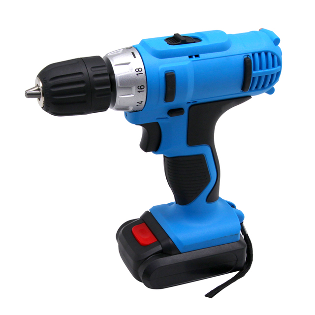 East 12V Rechargeable Lithium electric drill hand power tools cordless screwdriver Waterproof LED Light Hand battery Charger