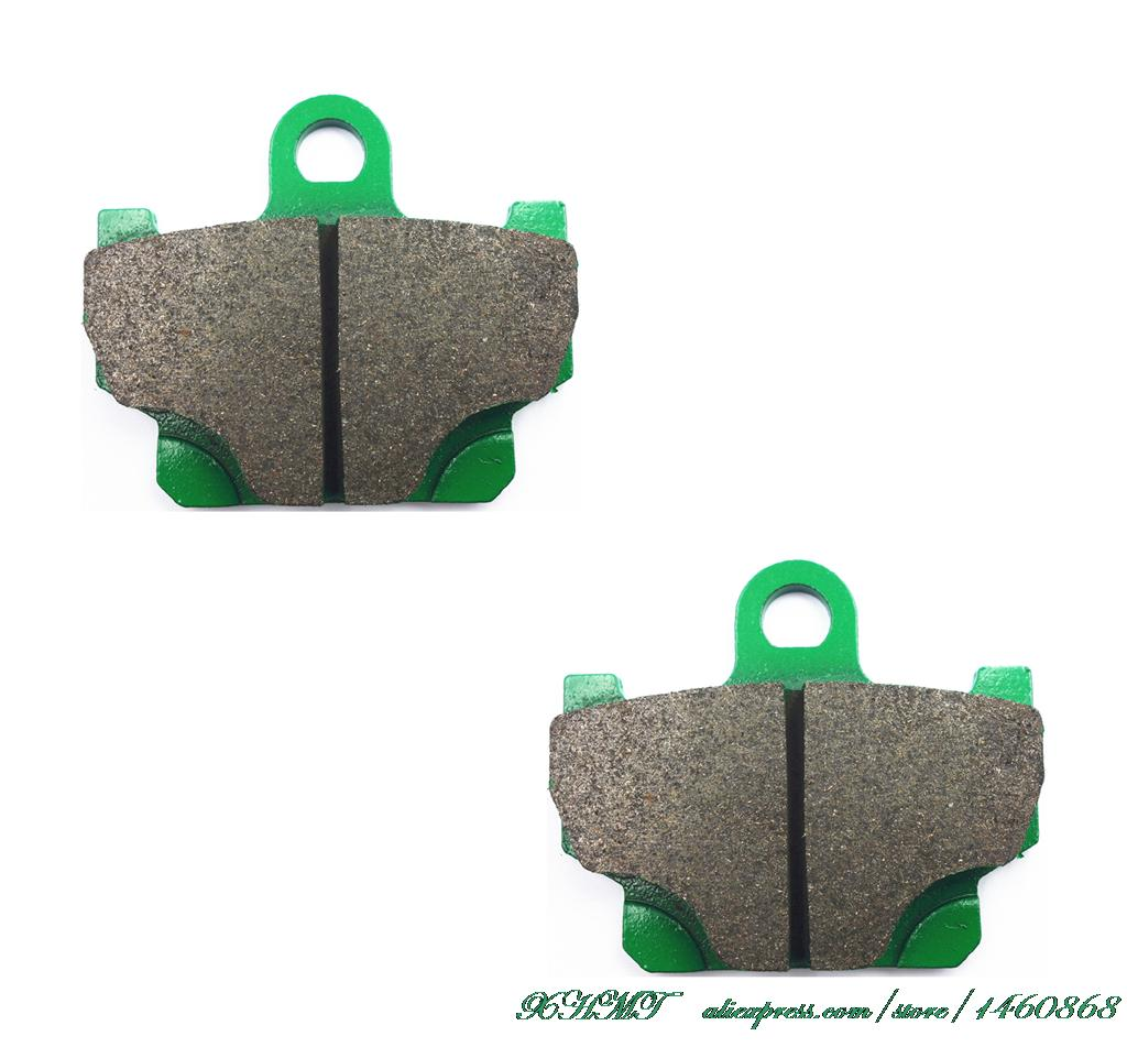 Brake Pads Set for YAMAHA RD125 RD 125 (82-84) RD80 RD 80 (82&up) SR125 SR 125 (93-96) SR250 SR 250 E ( Espana ) (90-94)