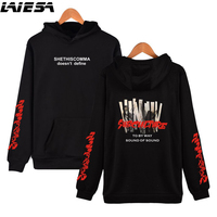 LIESA BTS JIMIN Hoodie Bangtan Boys Hoodies BTS KPOP Sweatshirt For Men Women Harajuku Sweatshirts Hip